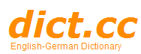 german dictioery